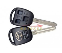 Toyota Camry 3 Button Key Case
