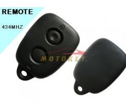 Toyota Avanza 2 Button Remote
