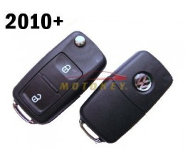VW AMAROK 2 Button Flip Key...