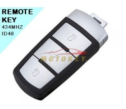 VW Passat 3 Button Remote Key