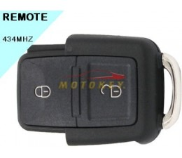 VW KOMBI 2 Button Remote