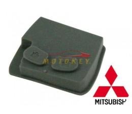 Mitsubishi 2 Button Rubber Pad