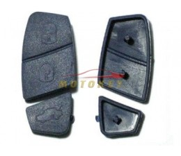Fiat 3 Button Rubber Keypad
