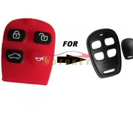 Kia 4 Button Remote Rubber Pad