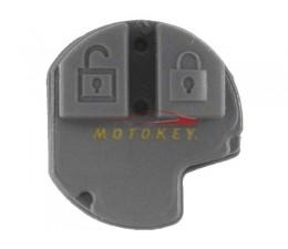 Suzuki 2 Button Remote Rubber