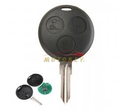 Smart Car 3 Button Key...