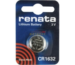 Renata CR1632 - Swiss Battery