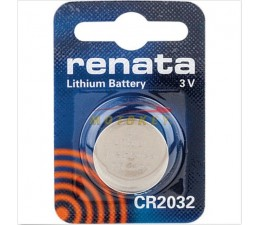 Renata CR2032 - Swiss Battery