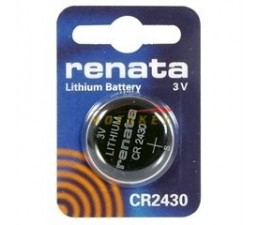 Renata CR2430 - Swiss Battery