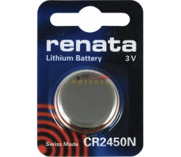 Renata CR2450 - Swiss Battery