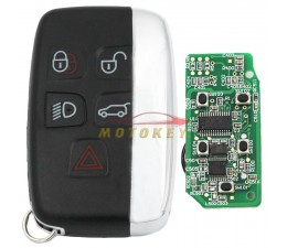 Range Rover 5 Button Smart Key