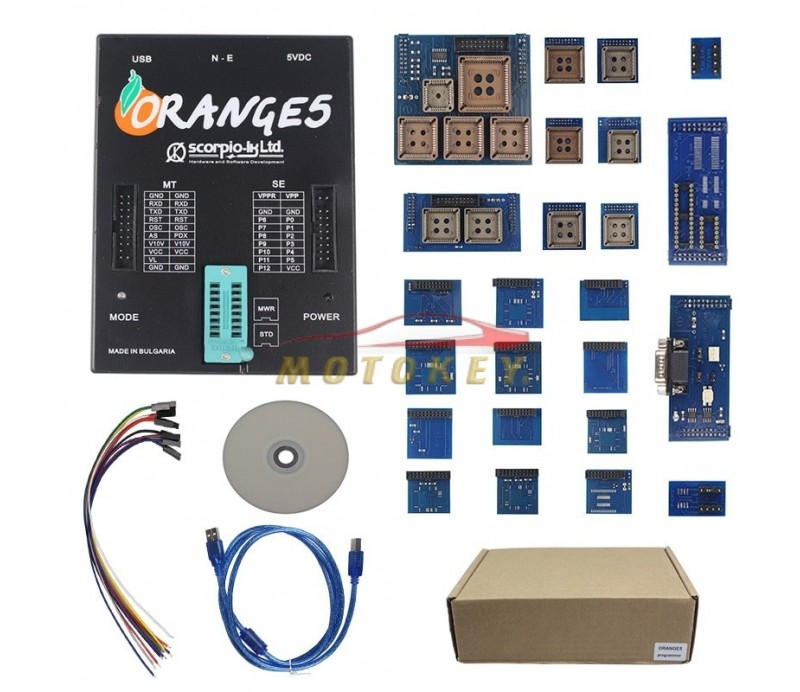 Orange 5 OEM Clone Full Set - Eeprom Programmer