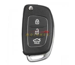 Hyundai 3 Button Flip Key...