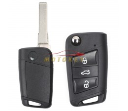 VW MK7 - 3 Button Key Case...