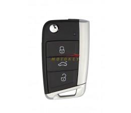 VW MK7 - 3 Button Key Case...
