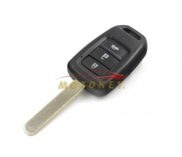 Honda Civic 2014+ 3 Button...