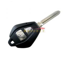 Isuzu 2 Button Remote key case
