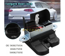 VW Boot / Tailgate Lock...