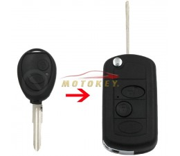 Landrover 2 Button Flip Key...