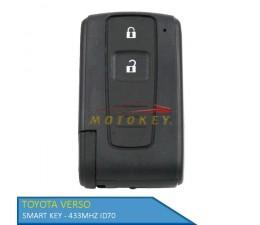 Toyota Verso Slot In Remote...