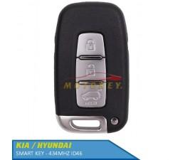 Hyundai / KIA 3 Button...