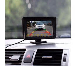 "4.3"" LCD screen + Rearview..."