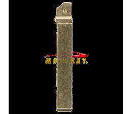 VW MK7 HU162 Key Blade