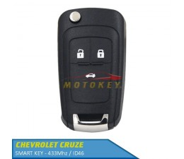 Chevrolet Cruze 3 Button...