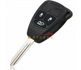 Chrysler 3 Button Key Case...