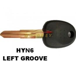 Hyundai Transponder Key...
