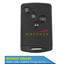 Renault Koleos - 4 Button...