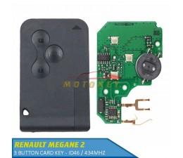 Renault Megane Smart Card...