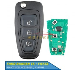 Ford 3 Button Remote key -...