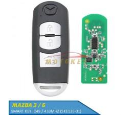 Mazda 3 / 6 - 2 Button...