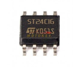EEPROM Memory chip - 24C16...