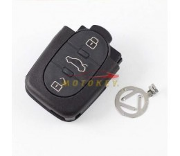 AUDI 3 Button Remote Case...