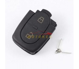 AUDI 2 Button Remote Case...