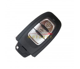 Audi 3 Button Smart Key Case