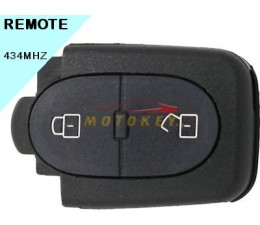 AUDI 2 Button Remote R