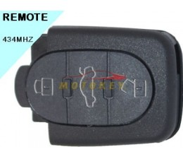 AUDI 3 Button Remote N