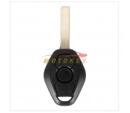 BMW 3 Button Diamond Key Case