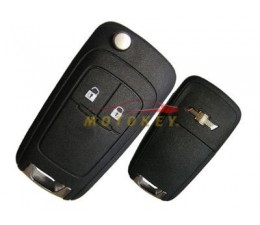 Chevrolet 2 Button Flip Key...