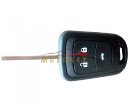Chevrolet Aveo 3 Button Key...