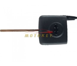 Chevrolet Remote Key Head