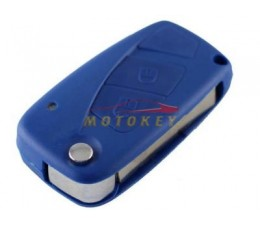 Fiat 2 Button Flip Key Case