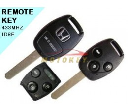 Honda Jazz 3 Button...