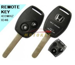 Honda FRV 2 Button Complete...