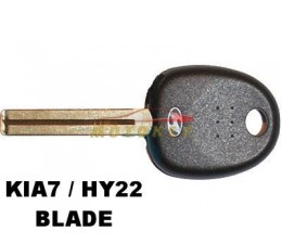 Hyundai Transponder Key Case