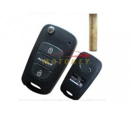 Hyundai Accent 3 Button...