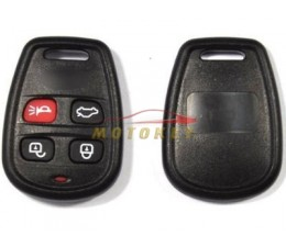 Kia 4 Button Remote Case